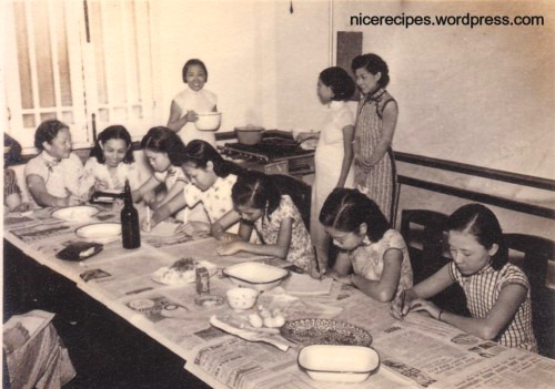 Nice's YWCA cooking class