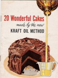 Kraft Oil cookbook