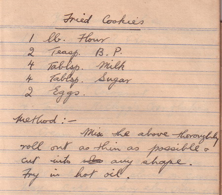 Cookie recipes picture