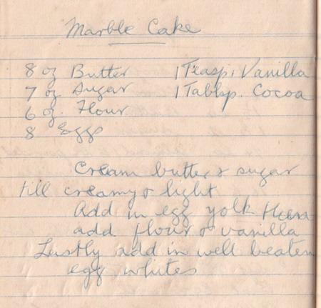 Marble Cake II